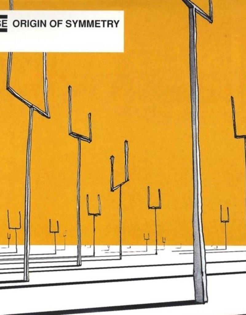 HARDWERK FOGELTJE Muse - Origin Of Symmetry