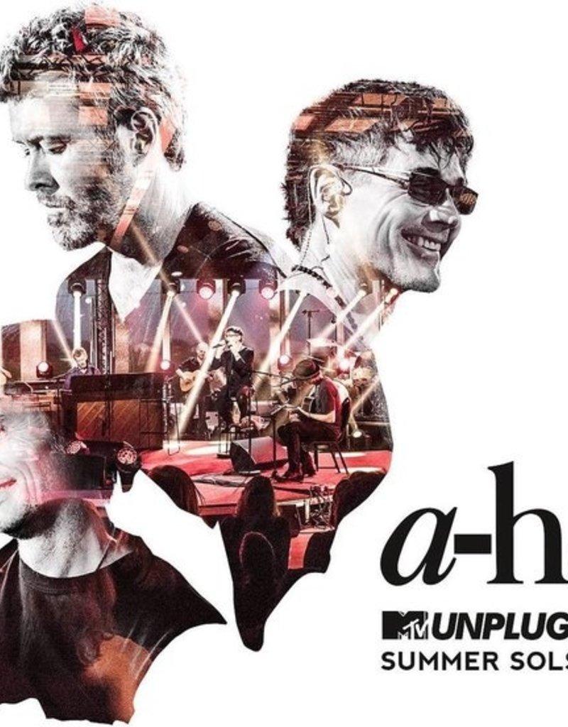 HARDWERK FOGELTJE A-HA - MTV UNPLUGGED