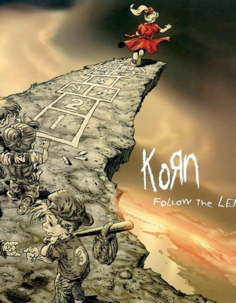 HARDWERK FOGELTJE Korn - Follow The Leader