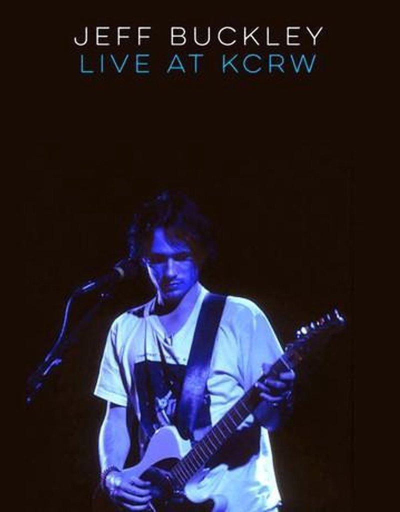 HARDWERK FOGELTJE Jeff Buckley - Live At KCRV