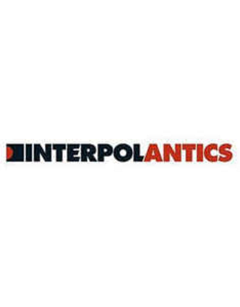 HARDWERK FOGELTJE Interpol - Antics