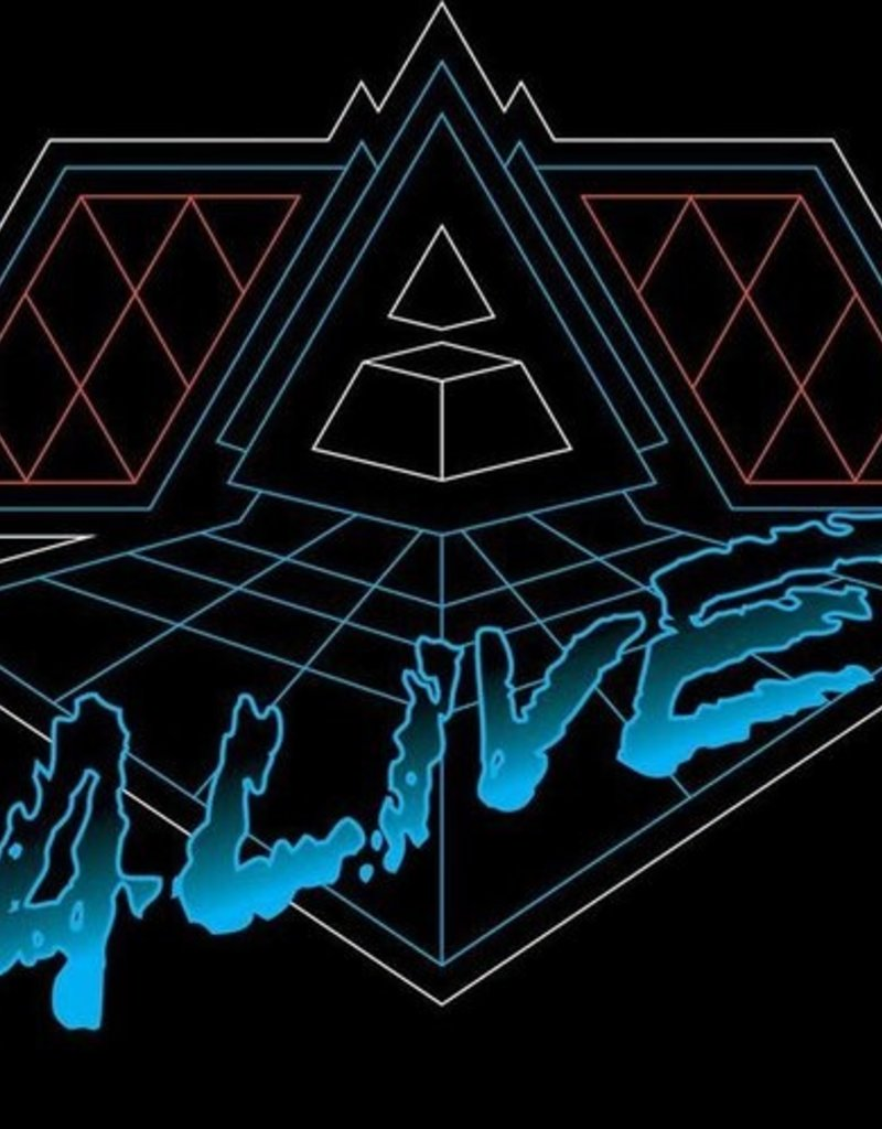 HARDWERK FOGELTJE Daft Punk - Alive 2007