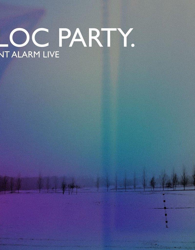 HARDWERK FOGELTJE Bloc Party - Silent Alarm Live