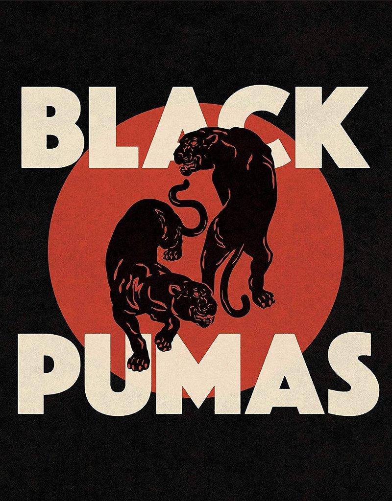 HARDWERK FOGELTJE Black Puma's - Black Puma's