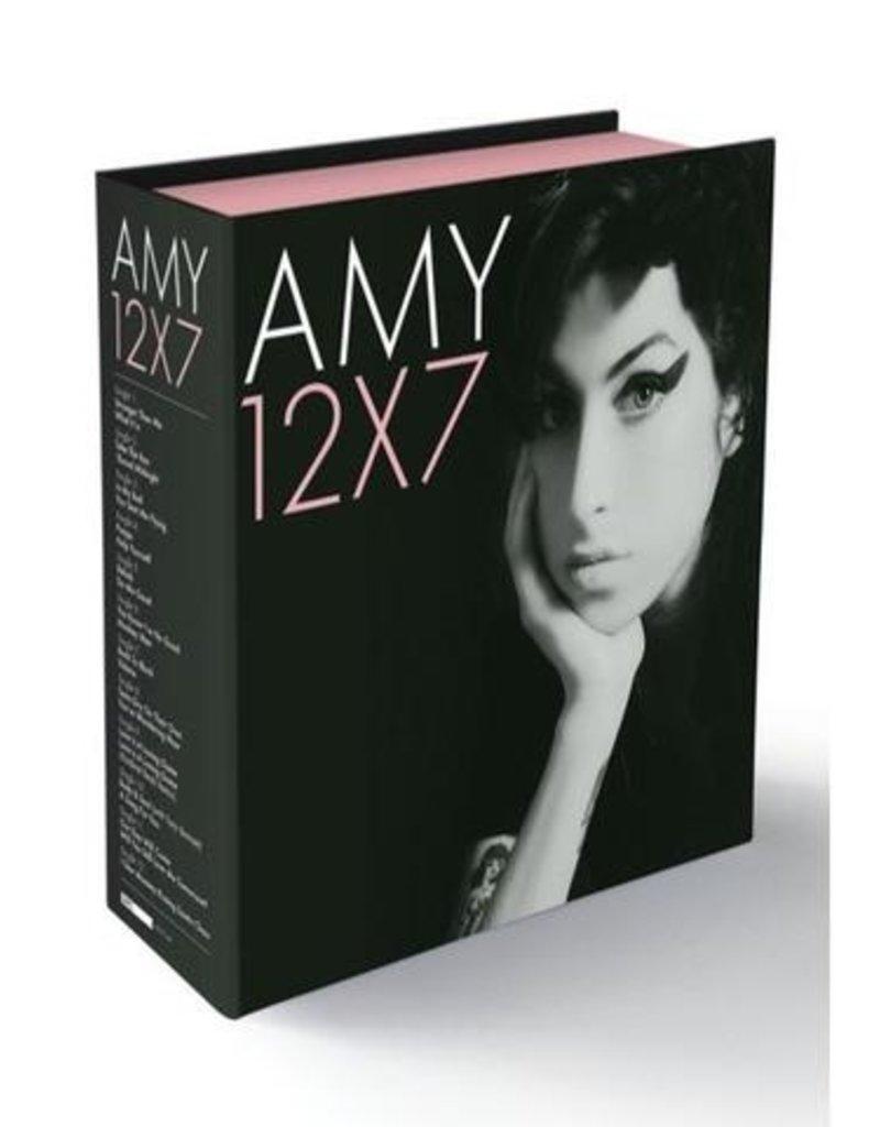 HARDWERK FOGELTJE Amy Winehouse - 12x7 Single Box
