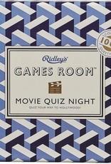 HARDWERK FOGELTJE Ridley's Games Room Movie Quiz Night