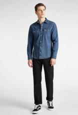 LEE Rider Shirt Dipped Blue