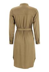 SOFT REBELS SRMonica Shirt Dress Dijon