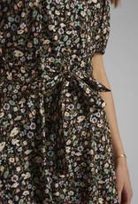 NÜMPH Nucharlotta Dress Dark Sapphire