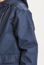 KNOWLEDGECOTTON APPAREL Urban Awareness Short Jacket Total Eclipse