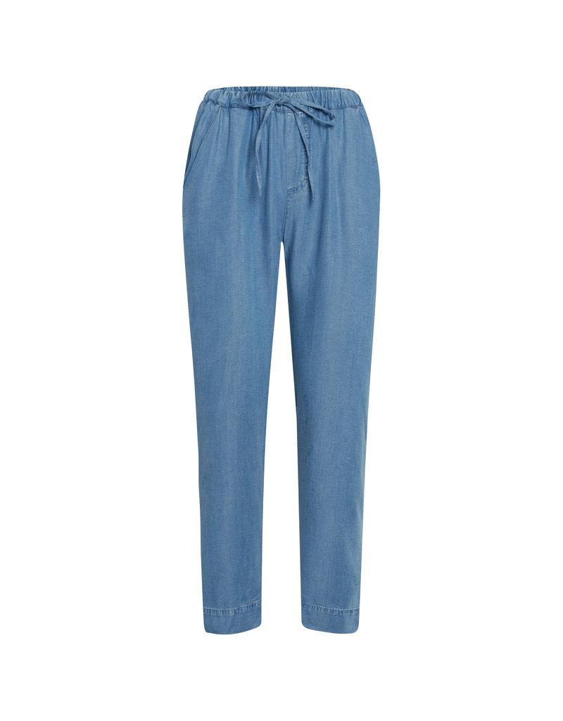 KLITMØLLER COLLECTIVE Nicoline Chambrey Pant Light Blue