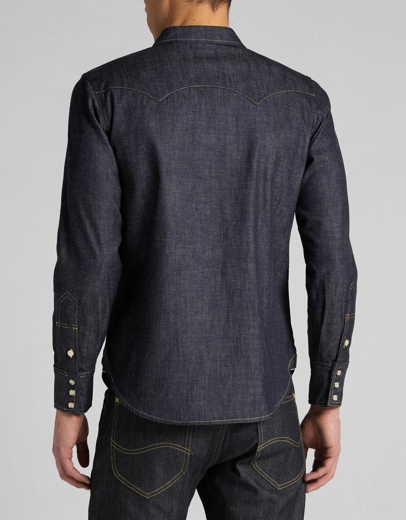 LEE 101 50's Western Shirt Dry