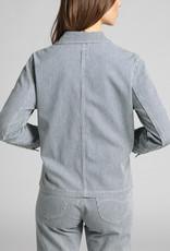 LEE Worker Jacket Hickory Stripe