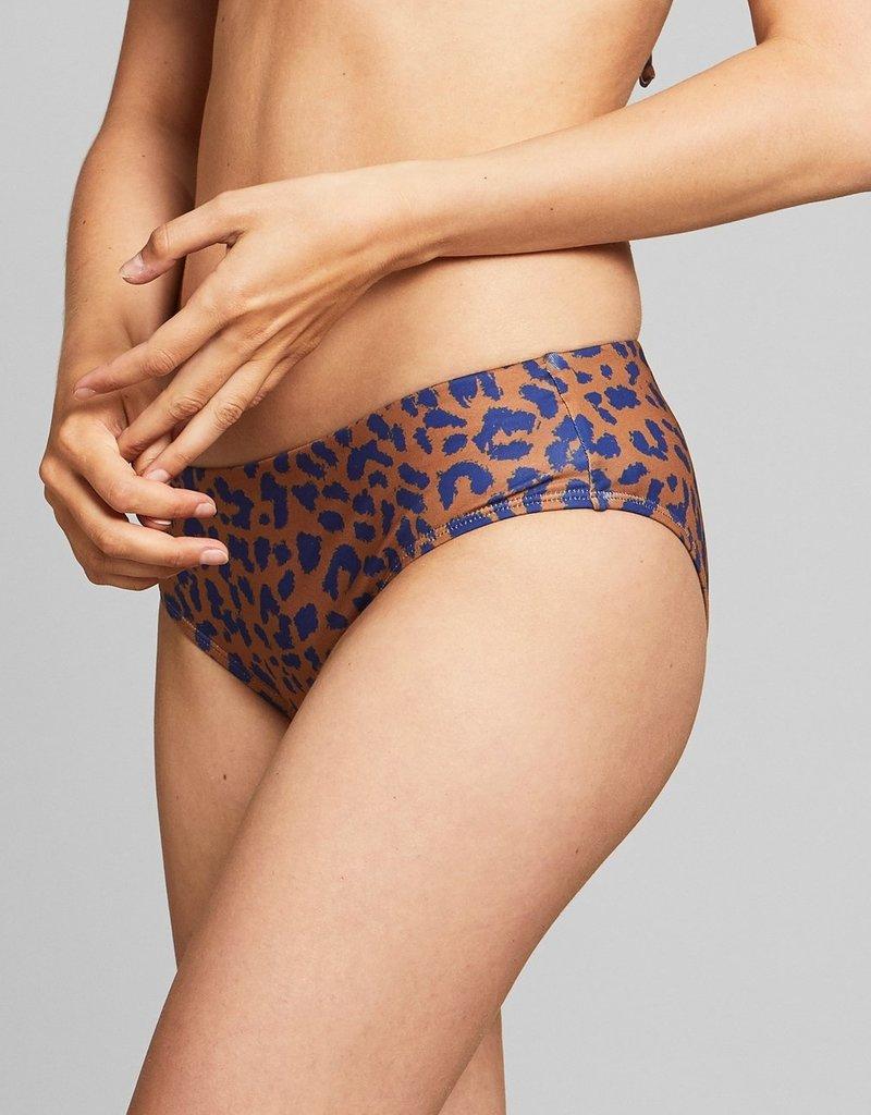 DEDICATED Bikini Bottoms Leopard Light Brown
