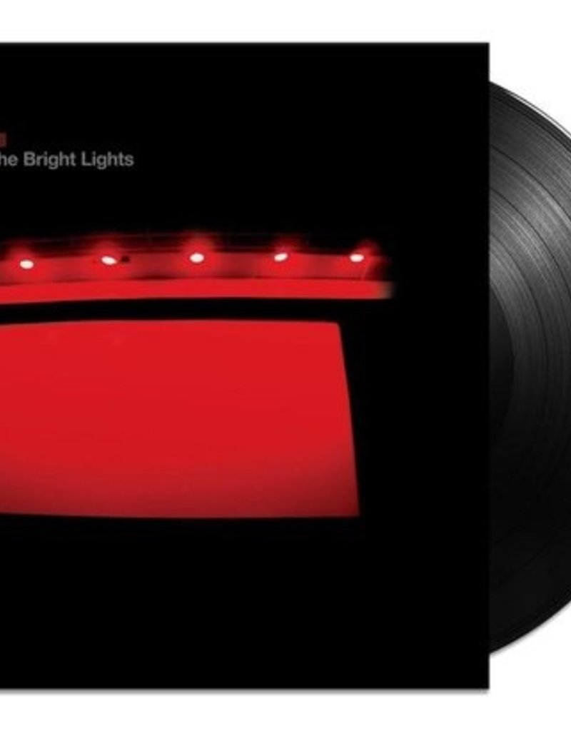 HARDWERK FOGELTJE Interpol - Turn On the Bright Light