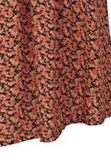 SOFT REBELS Srleah Skirt Blur Flower Rooibos