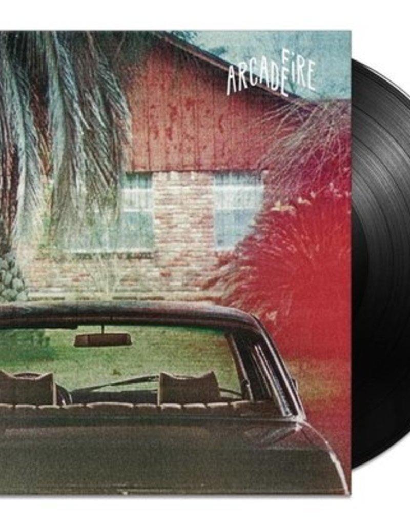 HARDWERK FOGELTJE Arcade Fire - The Suburbs