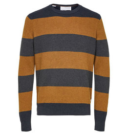 SELECTED HOMME SLHCHASE LS KNIT CREW