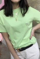 T.I.T.S. Piercing T-Shirt Lime