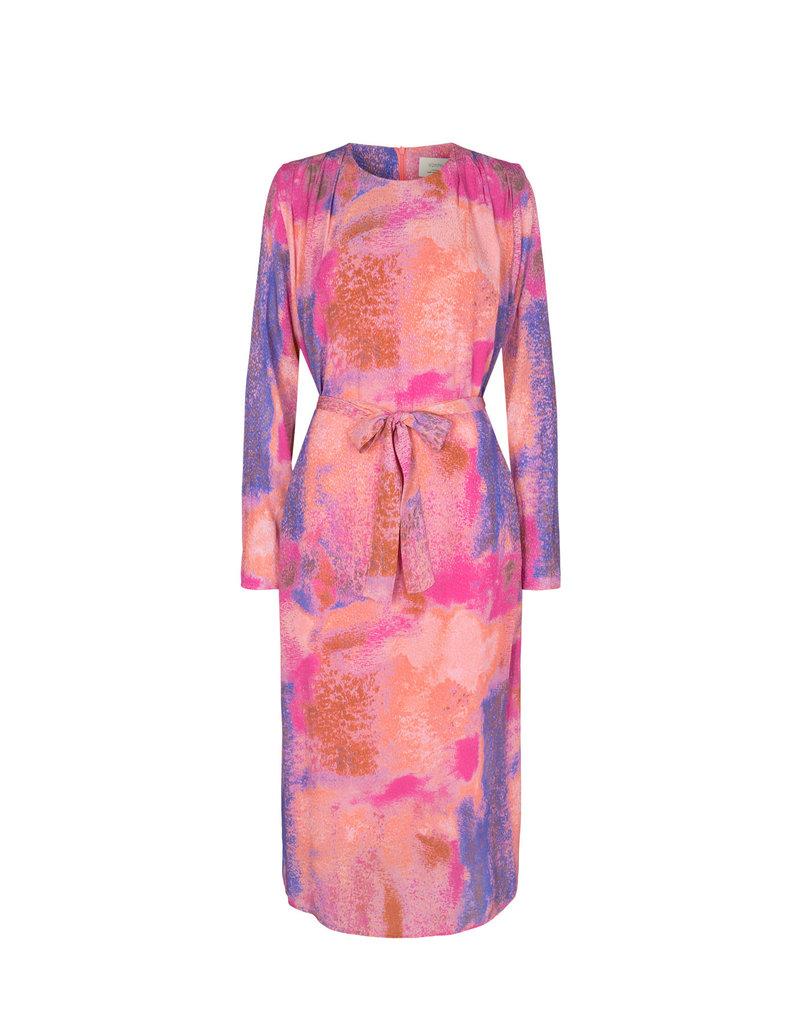 NÜMPH Nucasey Dress Rose Violet