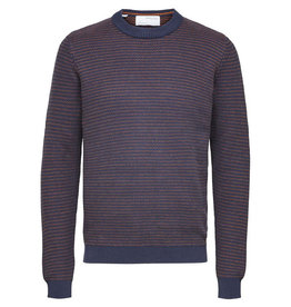 SELECTED HOMME SLHWES LS KNIT CREW