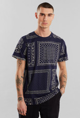 DEDICATED T-shirt Stockholm Bandanas Navy