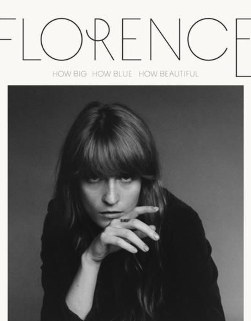Florence + the machine - How big, How bleu, How beautiful