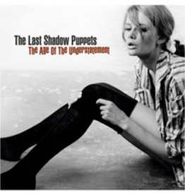 HARDWERK FOGELTJE THE LAST SHADOW PUPPETS
