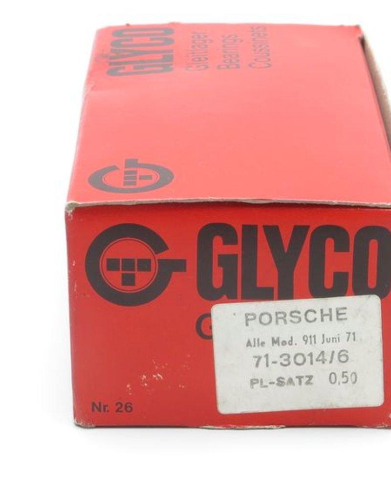 Glyco Porsche big end bearing set 0.50mm undersize