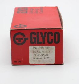 Glyco Porsche big end bearing set 0.25mm undersize