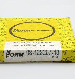 Goetze Piston Ring Set BMW  84.00mm + 0.50mm