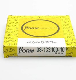 Goetze Piston Ring Set BMW 80.00mm