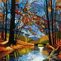 Autumn Stream