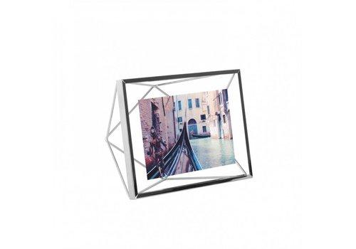 Prisma fotolijst 10x15cm Chrome