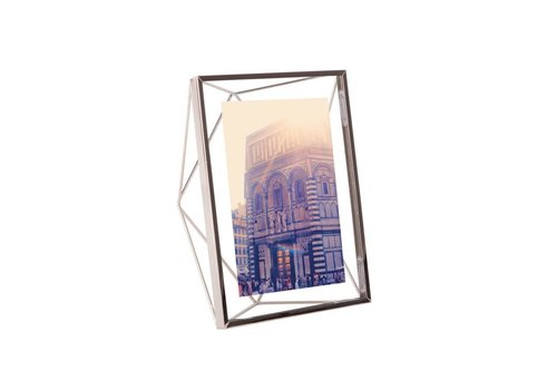 Prisma- fotolijst 13x18cm chroom
