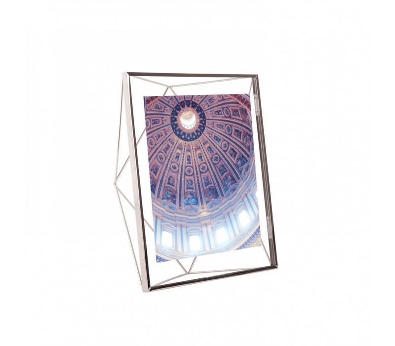 Prisma fotolijst 20x25cm Chrome