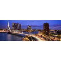 Rotterdam Highspeed Panorama | Rotterdam skyline