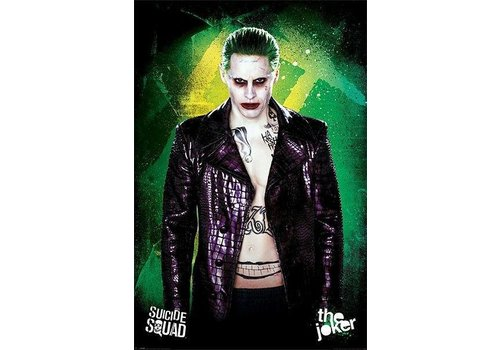Poster |  SUICIDE SQUAD THE JOKER