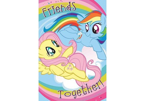 Poster |  My little pony friends