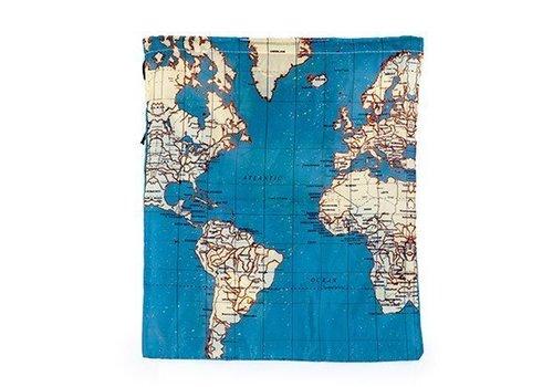 Kikkerland Set reiszakken- Around the world