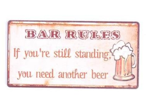 Magneet Bar rules