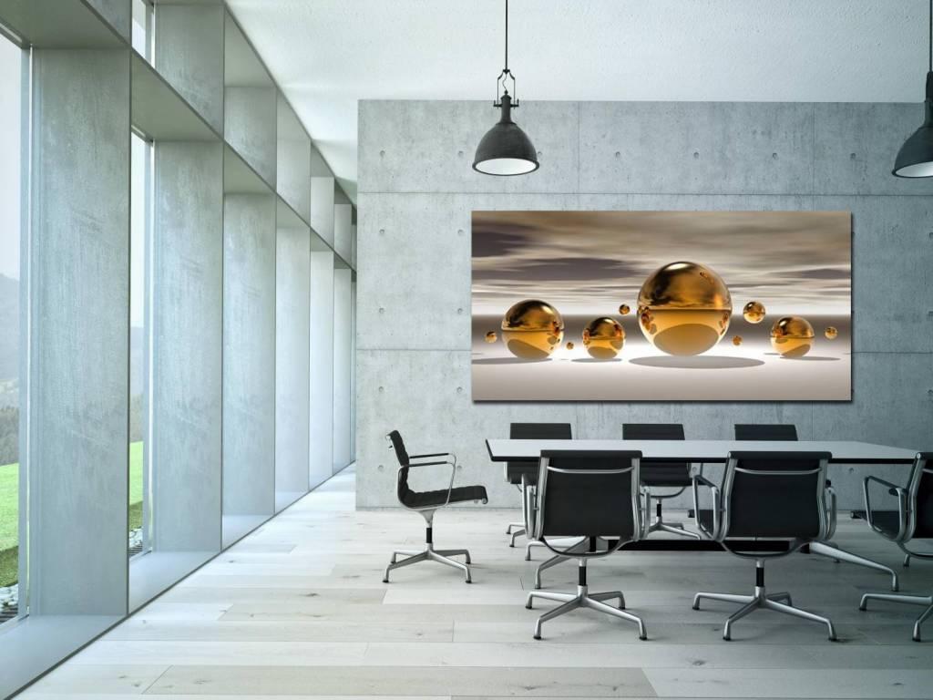 Schilderijen voor op kantoor