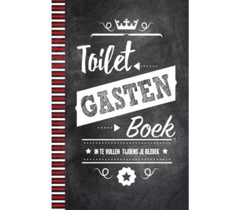 Toilet gastenboek