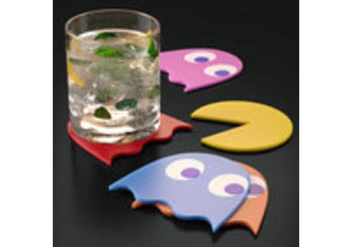 Balvi Onderzetters Pac-Man 5 stuks