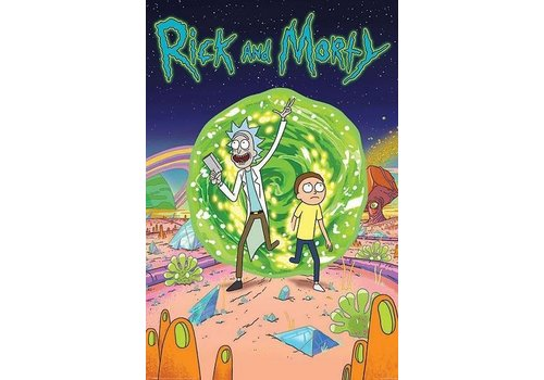 Poster |  RICK & MORTY PORTAL