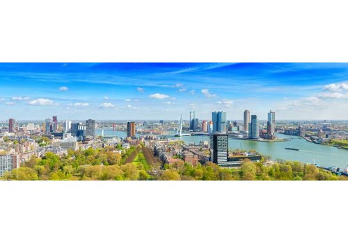 Oorthuis fotografie Rotterdam by day | Rotterdam skyline