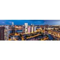 Stadszicht Rotterdam Skyline