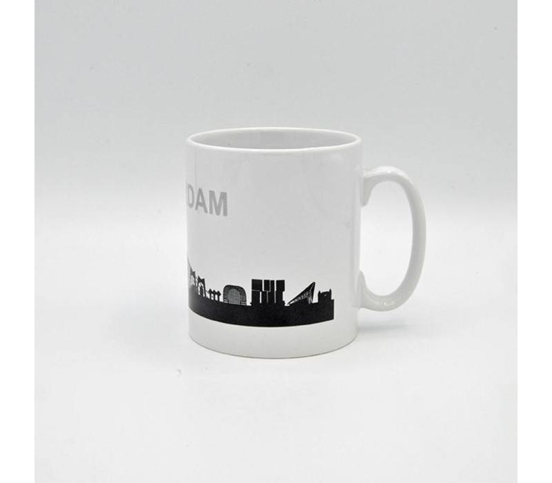 Rotterdam Skyline mok