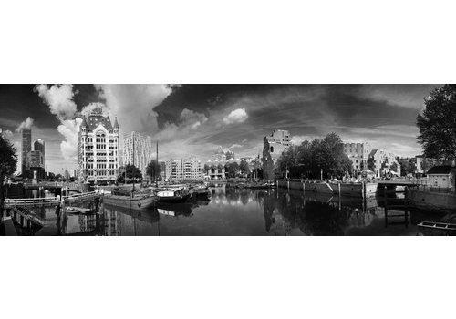 Hannah Anthonysz De Oude Haven | Rotterdam skyline