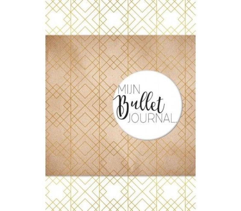 Mijn bullet journal - goud